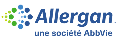 Logo ALLERGAN (2020)