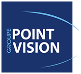 Logo GROUPE POINT VISION